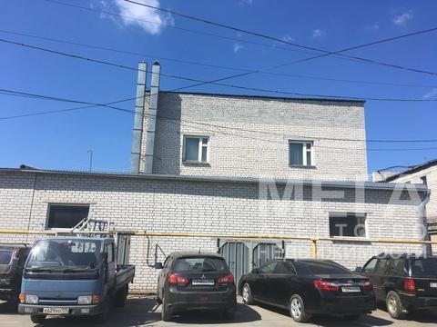 Производственное помещение с кран- балкой. - Фото 2