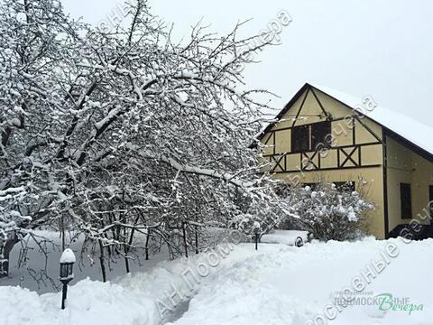 Горьковское ш. 35 км от МКАД, Кудиново, Коттедж 320 кв. м - Фото 1