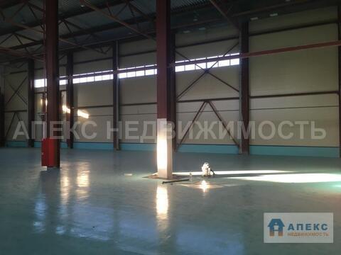 Аренда помещения пл. 1500 м2 под склад, производство, Подольск . - Фото 5