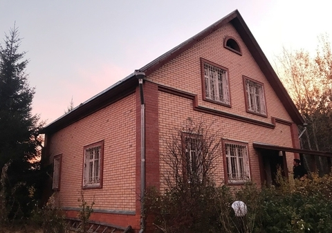 Дом 200 кв.м. на 10 сот. в СНТ Буяны-2 р-н д.Черново - Фото 1