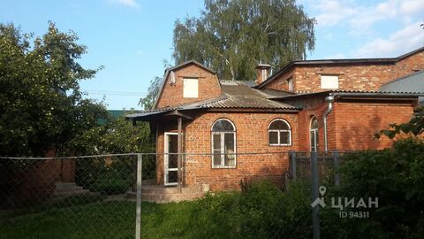 Продажа дома, Кашира, Каширский район, Ул. Кирова - Фото 1