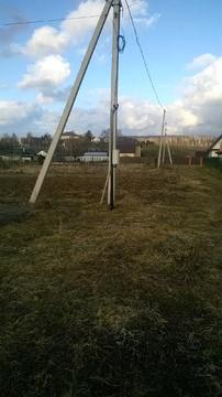 Продам участок в деревне матвеевское - Фото 4