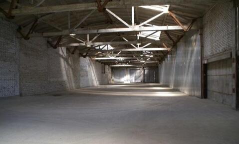 Сдам производственно-складские площади 6500 кв.м. - Фото 1