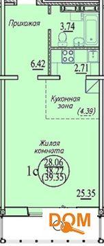 Продажа квартиры, Новосибирск, м. Золотая нива, Ул. Татьяны Снежиной - Фото 2