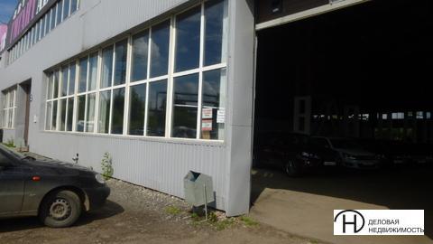Продается база, производственно - складской павильон - Фото 4