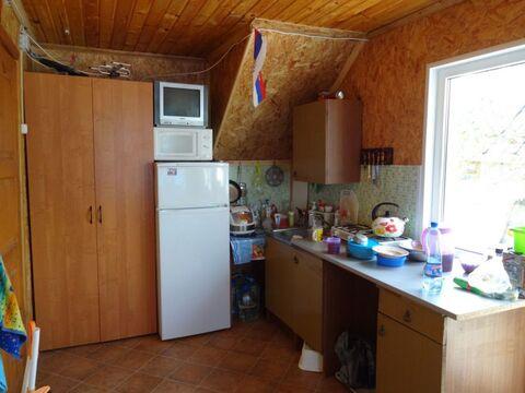 Дом, д. Порхово, СНТ Ветеран - Фото 2