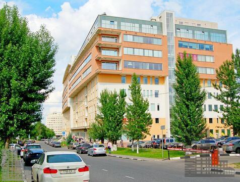 Офис 53 кв.м в бизнес-центре, метро Калужская, ЮЗАО, ифнс 28 - Фото 1