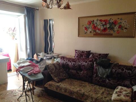 3-х комнатная квартира в районе ш/к, 1/5 кирпичного дома - Фото 1