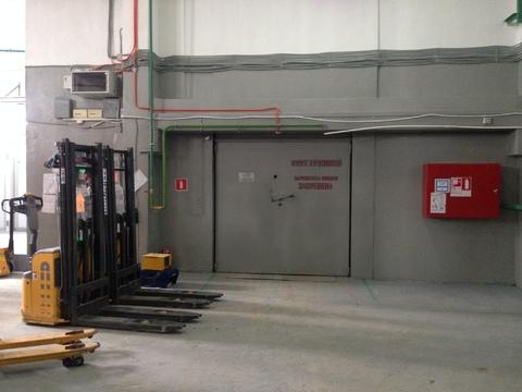 Аренда склада 790 кв.м. - Фото 4