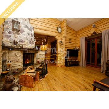 Продается великолепный дом 232 кв.м на уч. 15 соток на оз. Кончезеро - Фото 4