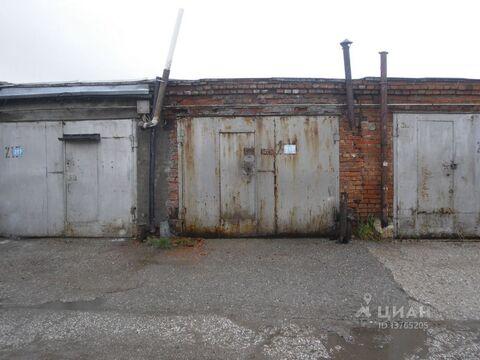 Продажа гаража, Новосибирск, м. Речной вокзал, Ул. Плотинная - Фото 1