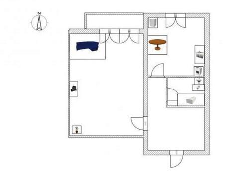 Продажа однокомнатной квартиры на улице Артема, 131 в Стерлитамаке, Купить квартиру в Стерлитамаке по недорогой цене, ID объекта - 320178176 - Фото 1