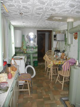 П. Ревякино дом из бревна Ясногорский район - Фото 3