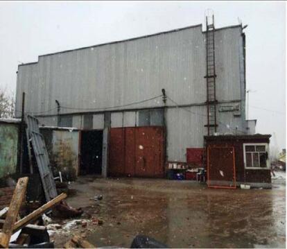 Произв-складское здание 1660 м2 на 1-й Магистральной 29а - Фото 3