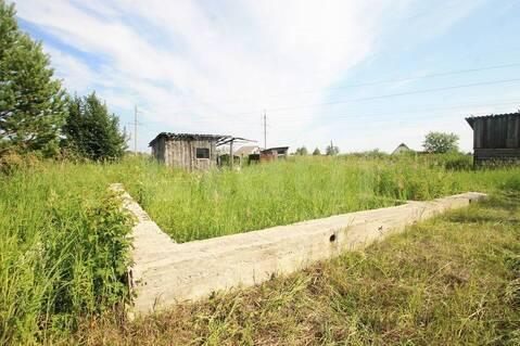 Продам участок с фундаментом - Фото 4