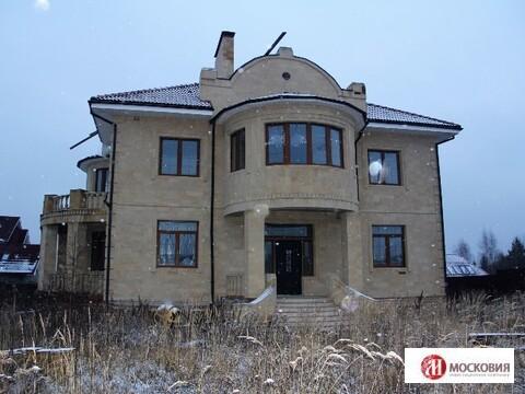 Дом 452 кв.м. на участке 12,5 соток, Подольск - Фото 1