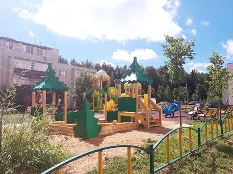 Сдается 1-комнатная квартира Брехово мкр Школьный. - Фото 5