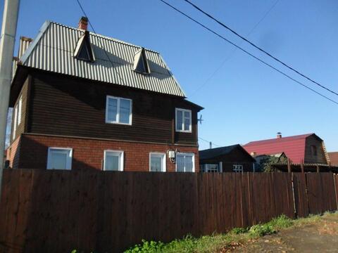 Продается дом. , Иркутск город, улица Орджоникидзе - Фото 1
