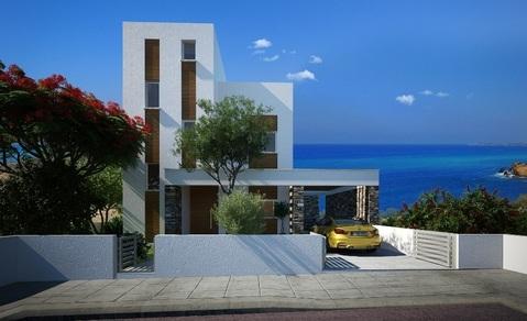 Роскошные новые 3-х и 4-х спальные виллы у моря в пригороде Пафоса - Фото 4