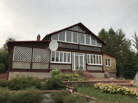 Загородная усадьба по Ярославскому шоссе 85 км от МКАД - Фото 2