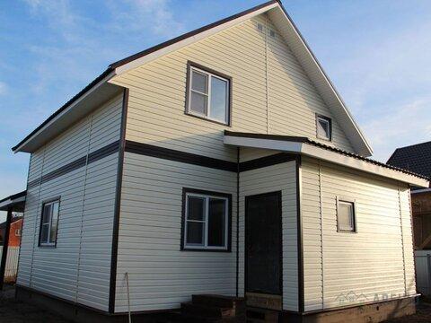 Новый двухуровневый дом площадью 100 кв.м. 'под ключ'. - Фото 1
