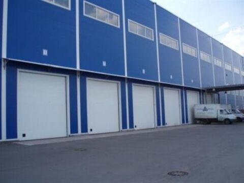 Сдам складское помещение 4000 кв.м, м. Бухарестская - Фото 4