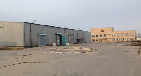 Производственно-складской комплекс 29 000 м2 в п. Малино на а108 мбк - Фото 1