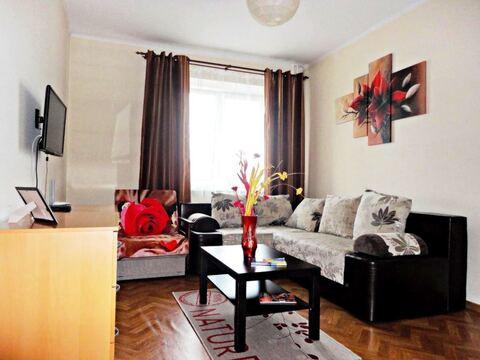 Квартира с ремонтом у метро пр.Большевиков, Купить квартиру в Санкт-Петербурге по недорогой цене, ID объекта - 328933617 - Фото 1