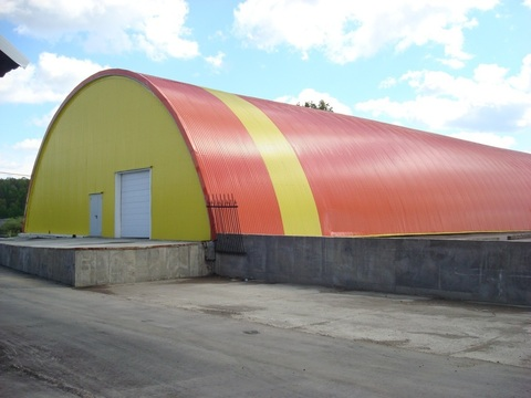 Продается производственная база в районе п. Мегет - Фото 1