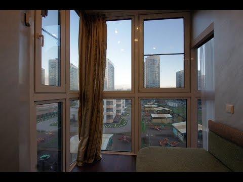 Продаётся компактная 3-х комнатная эко-квартира необычной планировки - Фото 1