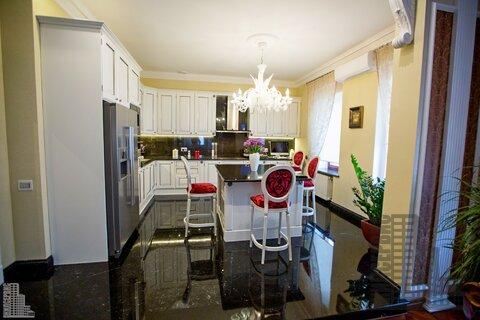 5-комнатная квартира в ЖК Крылатские Холмы, дизайнерский ремонт,290кв.м - Фото 3