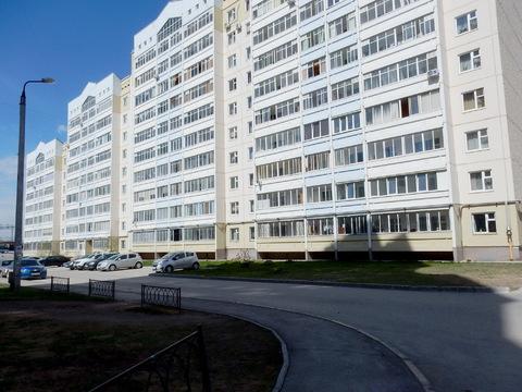 Продажа квартиры 96кв.м Транспортная 13. 1/10-эт, - Фото 1