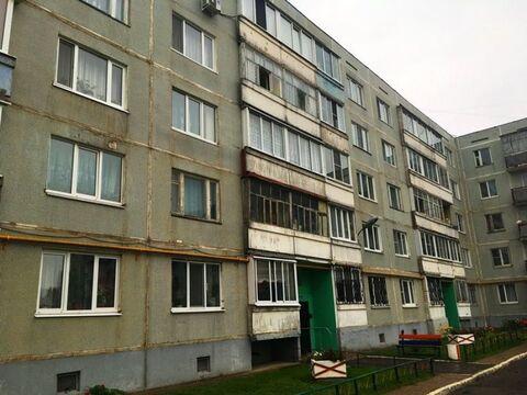 1-комнатная квартира в центре Конаково на ул. Баскакова, д.7. - Фото 1