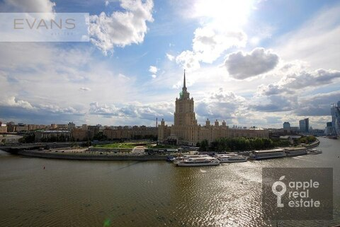 Аренда квартиры, Краснопресненская наб. - Фото 4