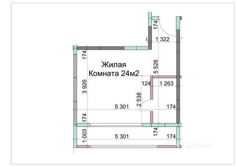 Продажа комнаты, Севастополь, Ул. Генерала Хрюкина - Фото 1