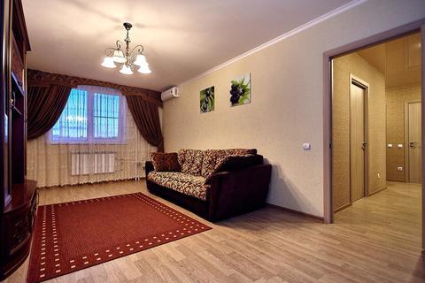 Двухкомнатная квартира посуточно на Энке, рядом с трц Красная площадь - Фото 2