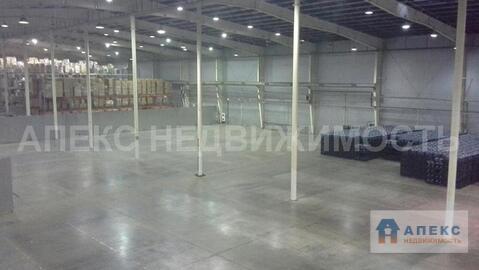 Аренда склада пл. 4000 м2 Видное Каширское шоссе в складском комплексе - Фото 3