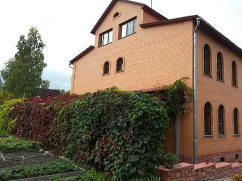 Продается большой благоустроенный дом на красивом ухоженном уч-ке - Фото 2