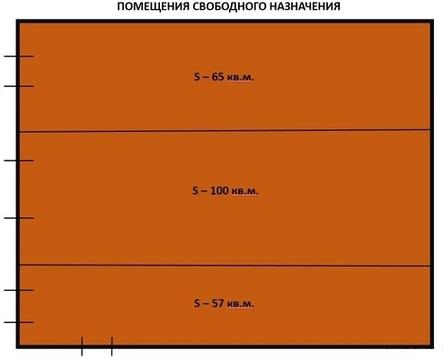 Помещение свободного назначения, Мурманск, Кооперативная