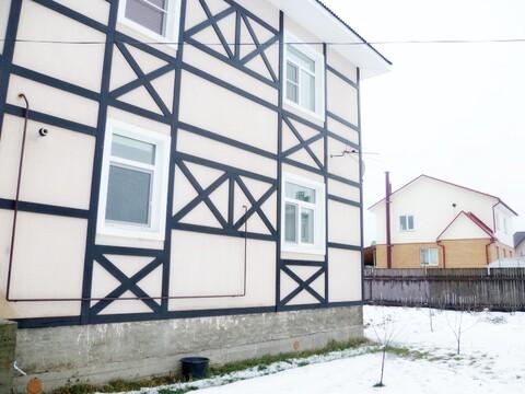 Продается дом 215 м2 Раменское, мкр-н. «Лесное озеро», Владимирская 13 - Фото 1