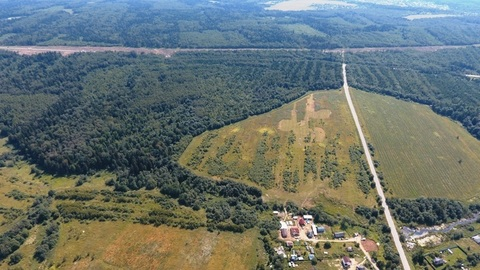 Земельный участок 1,5 Га в д. Рождествено, 35 км от МКАД - Фото 2