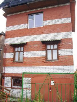 Недостроенный 3-х уровневый кирпичный дом 6х6 м. на участке под ИЖС. - Фото 2