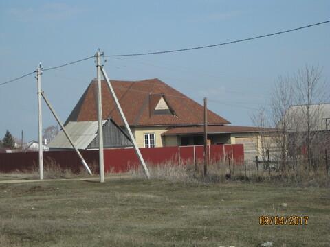 Продам недостроенный коттедж в п. Алексеевка - Фото 1