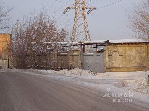 Производственное помещение в Красноярский край, Красноярск Затонская . - Фото 1