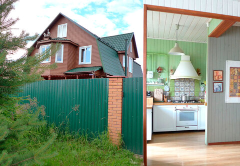 Дом в Новой Москве - заезжай и живи ! - Фото 2