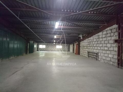 Теплый склад 405 м2 в г. Щербинка - Фото 3