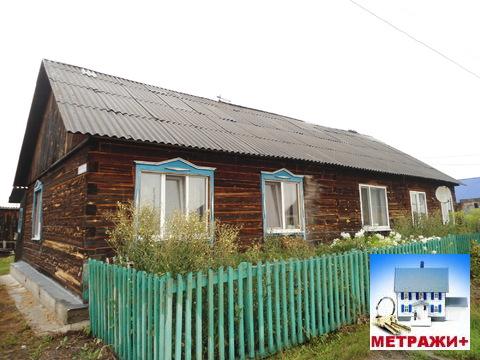 Часть благ. дома в Камышлове, ул. Макара Васильева, 78 - Фото 1