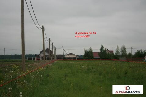 Продам участок 15 соток ИЖС Клопицы , Ленинградская область - Фото 3