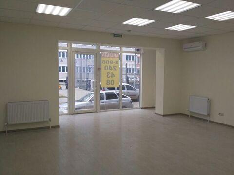 Аренда офиса 49.9 кв.м, м2/год - Фото 1