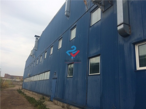 Склад с офисом до 500м2 на ул. Трамвайная 16/1 - Фото 1